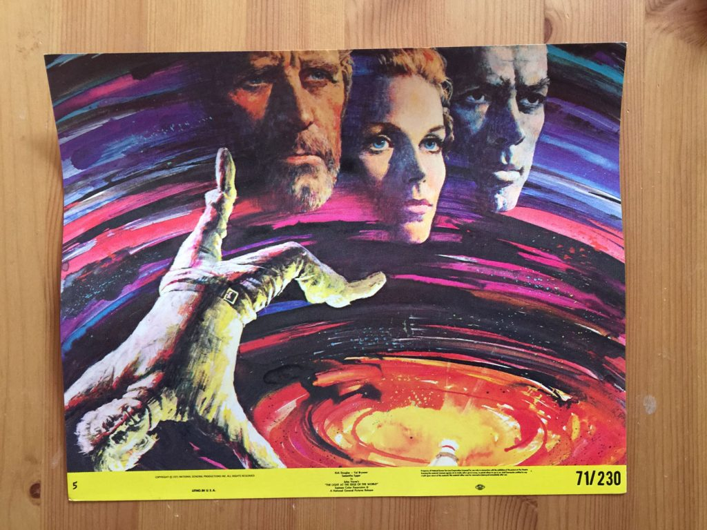 The Light at the Edge of the World (1971) Five U.S. Photo Lobby Cards 8 x 10 Inch Kirk Douglas & Yul Brynner Fantasy Adventure Movie
