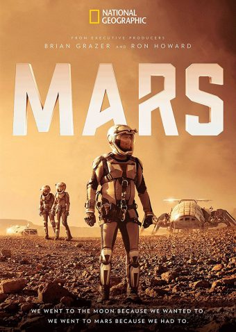 Mars 3-Disc Set – The Epic Series from Brian Grazer and Ron Howard