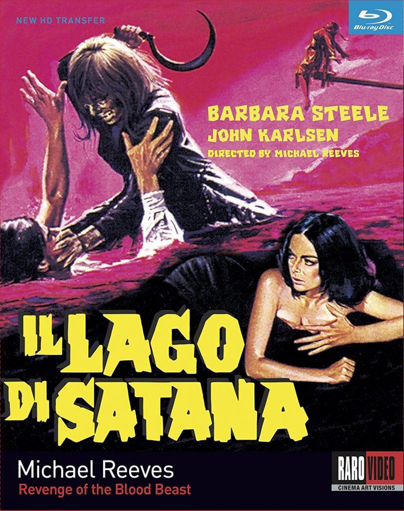 Revenge of the Blood Beast (Il lago di Satana, aka The She Beast)