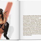 Vanessa Del Rio: Fifty Years of Slightly Slutty Behavior Hardcover Slipcover Book + DVD Documentary