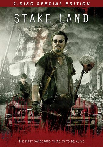 Stake Land 2-Disc Special Edition DVD Set (2011) including 7 Prequel Short Films