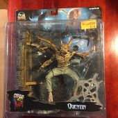 Stan Winston Creatures Earth vs The Spider Quentin Action Figure Creature Feature Collection (2001)