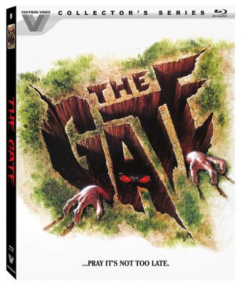The Gate Vestron Video Collector's Edition Blu-ray