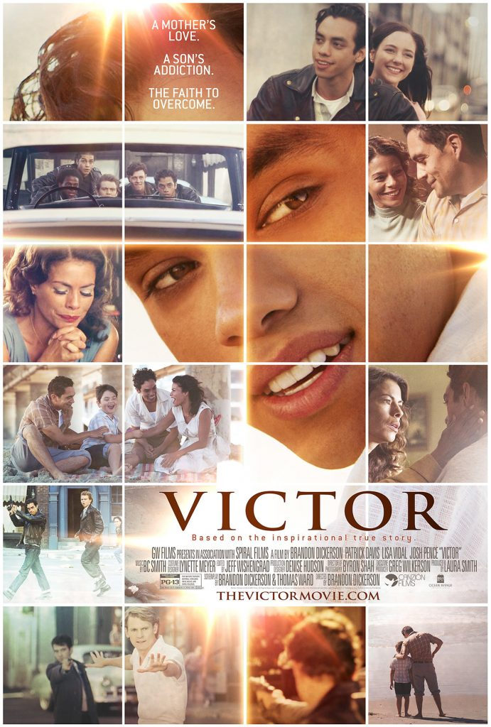 New trailer for Victor tells the tale of a Puerto Rican immigrant on the harsh streets of 1960's Brooklyn