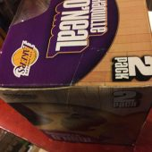 McFarlane Toys SportsPicks NBA 2-Pack Action Figures Shaquille O'Neal Lakers vs. Yao Ming Rockets (2004)