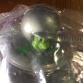 The Flintstones in Viva Rock Vegas Great Gazoo (Alan Cumming) Burger King Kids Meal Collectible Toy (2000)