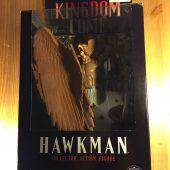 DC Direct Kingdom Come Hawkman Collector Action Figure Alex Ross & Mark Waid