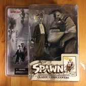 McFarlane Toys Spawn Classic Comic Covers Series 25 Sam & Twitch (2004)