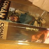 McFarlane Toys Spawn Skifell Vanir Warrior Conan the Barbarian Series One Action Figure (2004) Son of Heimdul