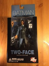 DC Direct Batman The Long Halloween Series 1 Two-Face Collector Action Figure
