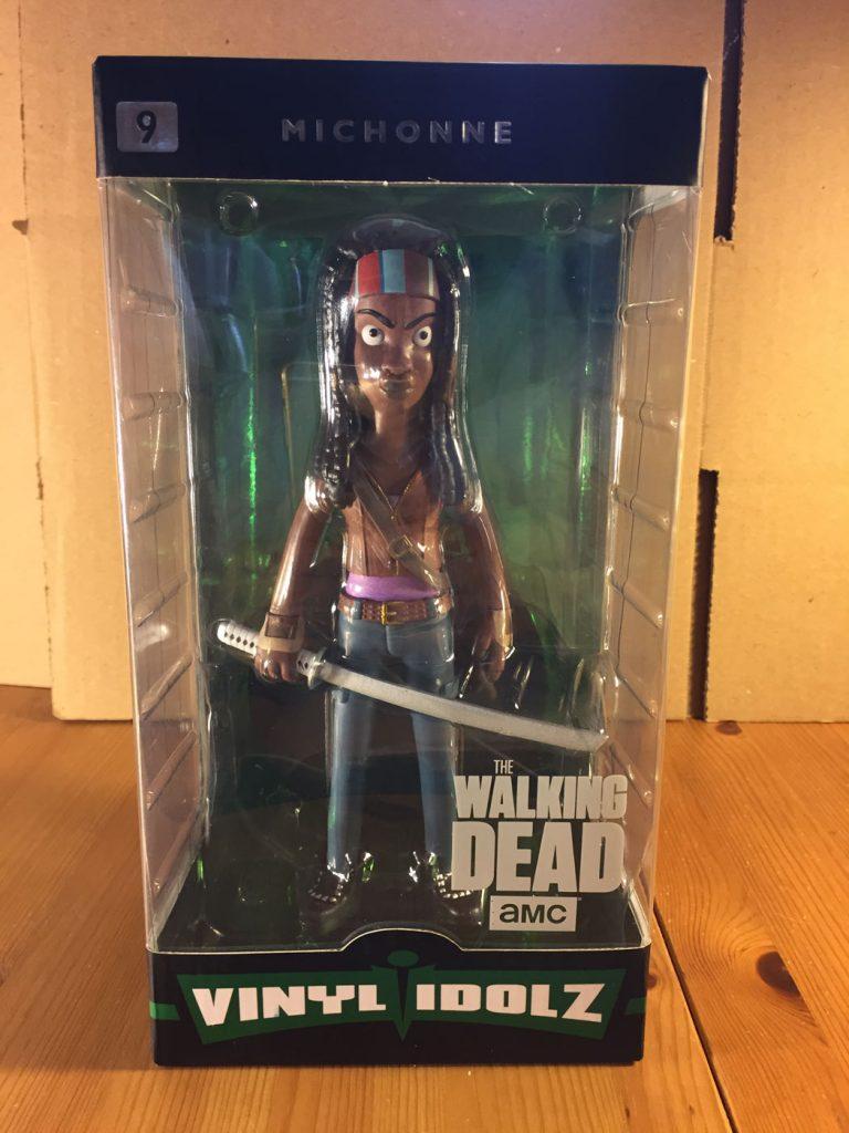 Funko Vinyl Idolz Walking Dead Michonne 9 Action Figure