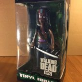 Funko Vinyl Idolz Walking Dead Michonne #9 Action Figure Danai Gurira