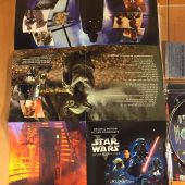 Star Wars Episode V: The Empire Strikes Back Collector's Edition Original Motion Picture Soundtrack with Rare Foldout Poster