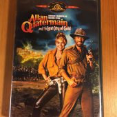 Allan Quatermain and the Lost City of Gold DVD (OOP)