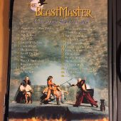 RARE Don Coscarelli's The Beastmaster DVD with 16-Page Production Sketch Art Booklet (2001 Anchor Bay OOP)