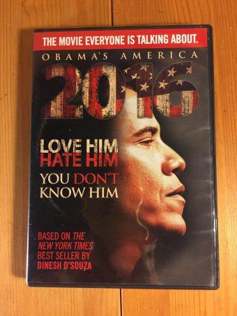 2016: Obama's America DVD Dinesh D'Souza