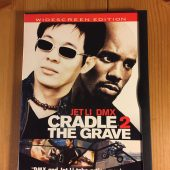Cradle 2 the Grave DVD Jet Li & DMX Martial Arts Action Movie