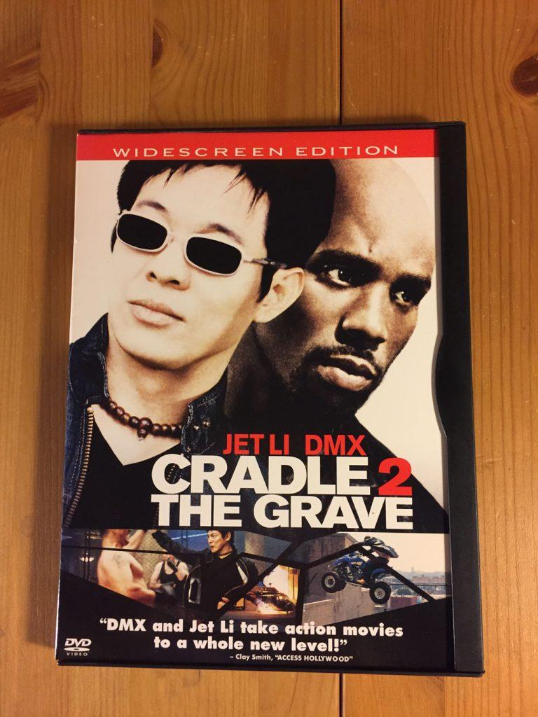 Cradle 2 the Grave DVD Jet Li & DMX Martial Arts Action Movie