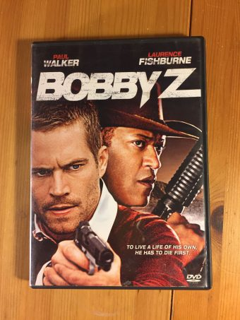 Bobby Z DVD Laurence Fishburne Paul Walker Crime Thriller