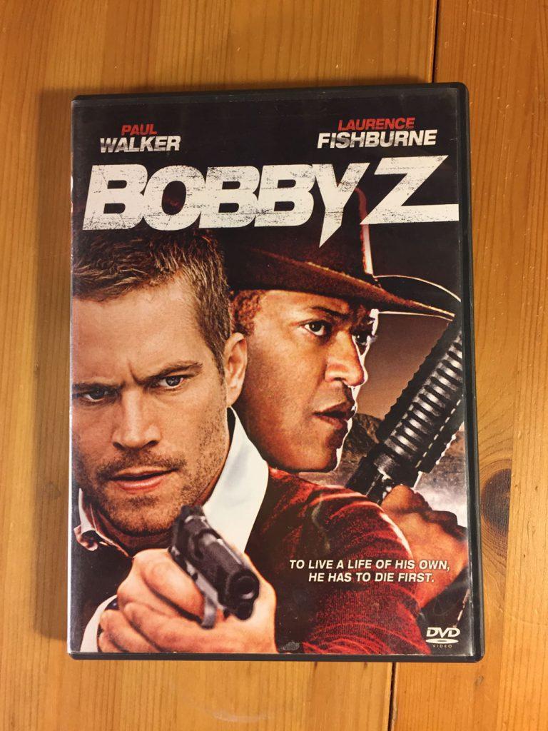 Bobby Z DVD Laurence Fishburne Paul Walker Crime Thriller