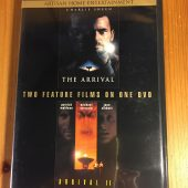 The Arrival and Arrival II DVD Double Feature Charlie Sheen Sci-Fi Thriller