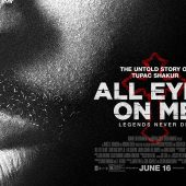 New trailer revealed for Tupac biopic All Eyez On Me