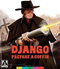 Django Prepare A Coffin Arrow 2-Disc Special Edition Blu-ray + DVD Combo Set Spaghetti Western
