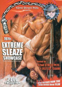 42nd Street Pete Presents 1970s 8mm Madness V Extreme Sleaze Showcase 2-DVD Collection