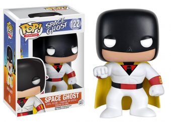 Funko POP Animation Space Ghost #122 Vinyl Action Figure