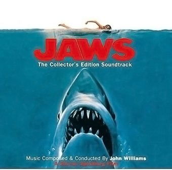 Jaws The Collector's Edition Soundtrack Music Composed & Conducted by John Williams