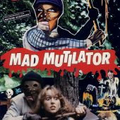 Ogroff: Mad Mutilator Special Edition DVD 2 Cover Options (First French Slasher Film Ever Made)