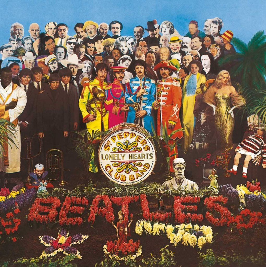 The Beatles Sgt Pepper S Lonely Hearts Club Band 50th
