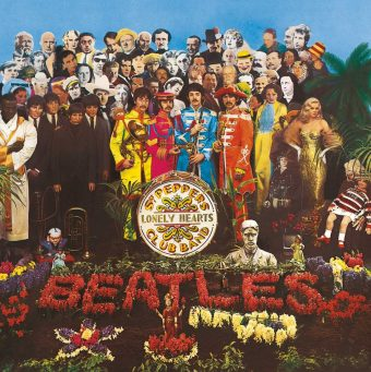 The Beatles' Sgt. Pepper's Lonely Hearts Club Band 50th Anniversary Collections