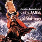Music from the Soundtrack of The Ten Commandments CD (Import)