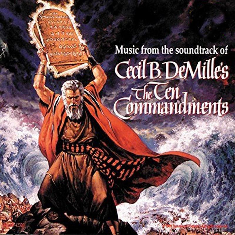cecil b demille's the ten commandments