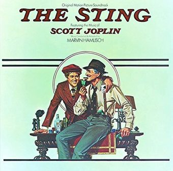 The Sting Original Motion Picture Soundtrack Album CD (Import)
