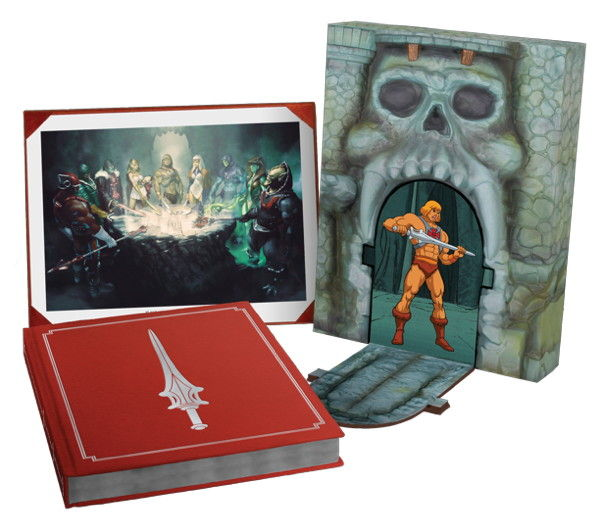 The Art of He-Man and the Masters of the Universe Limited Edition Box with Art Print
