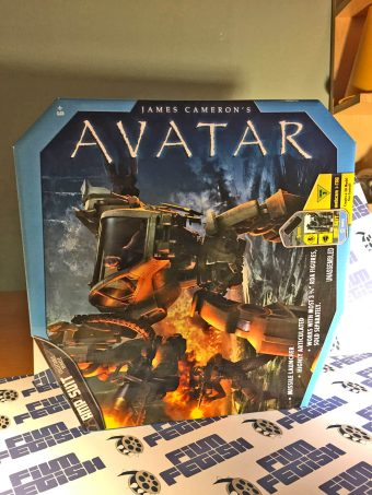 Mattel James Cameron's Avatar AMP SUIT Vehicle