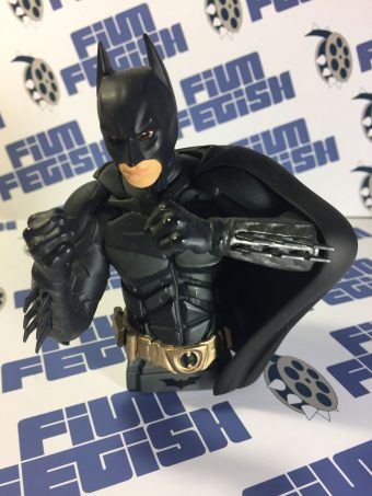 DC Direct The Dark Knight Batman Bust #0662/6000 Christian Bale (2008)
