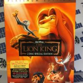 Walt Disney's The Lion King 2-Disc Platinum DVD Edition