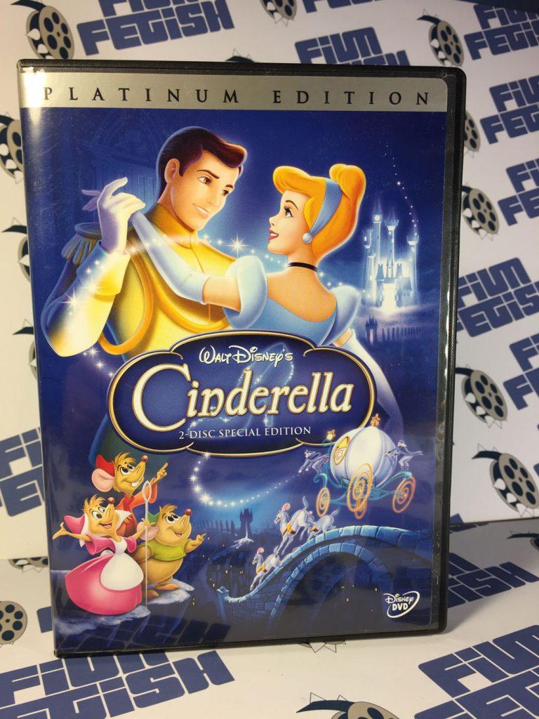 Walt disney special edition cinderella & prince charming doll.