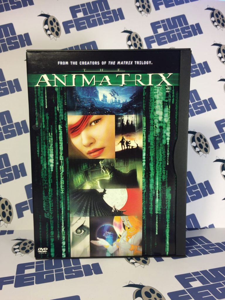 The Animatrix DVD
