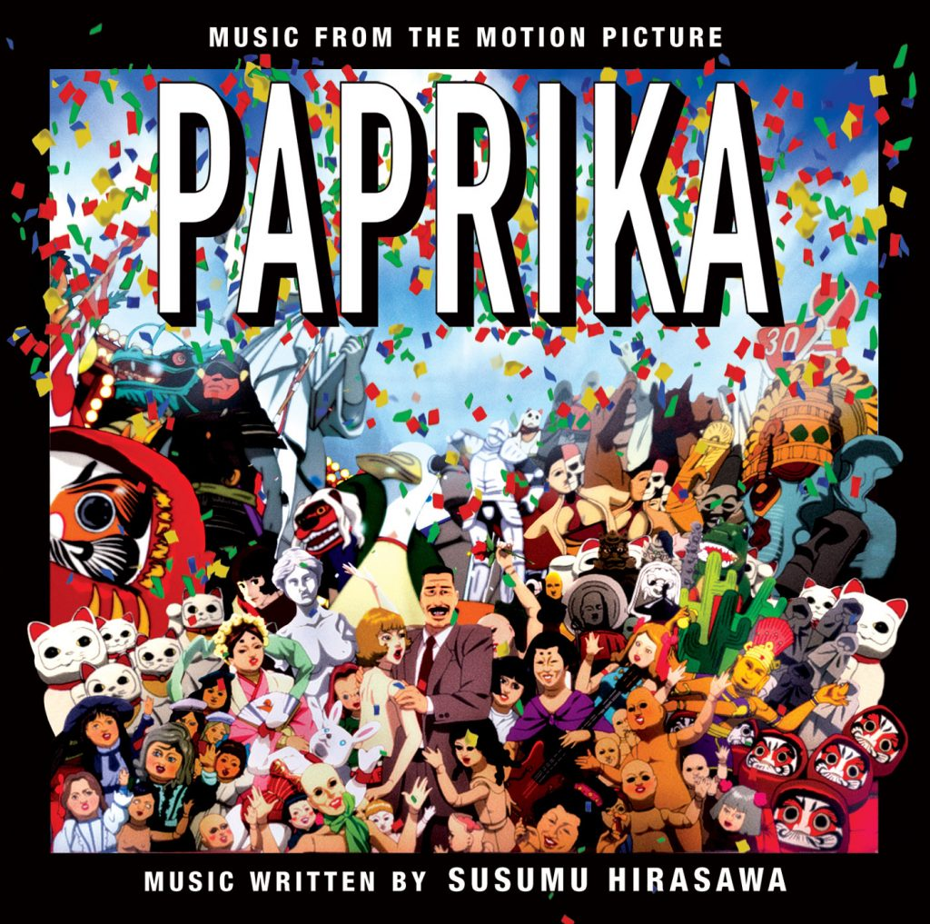 Paprika: Music From the Motion Picture – Enhanced Soundtrack