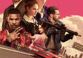 New painted and motion posters for Edgar Wright action thriller Baby Driver