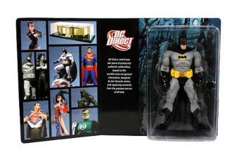 DC Direct 10th Anniversary San Diego Comic-Con (SDCC) 2008 Exclusive Batman Action Figure