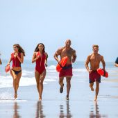 Sexy new photos from Baywatch movie revealed