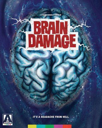 Frank Henenlotter's Brain Damage Blu-ray DVD Combo Special Arrow Video Edition