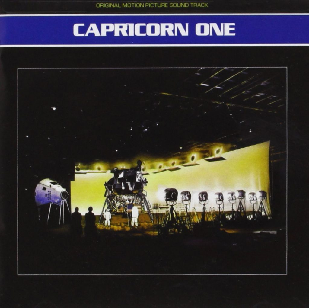 Capricorn One Original Motion Picture Limited Edition Soundtrack Remastered