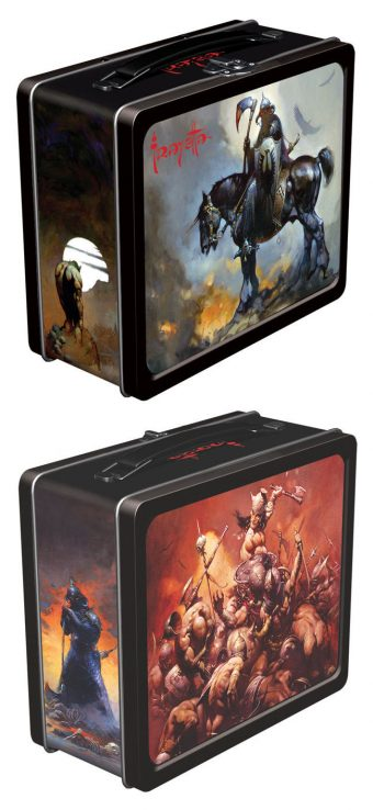 Dark Horse Frank Frazetta Death Dealer Lunchbox