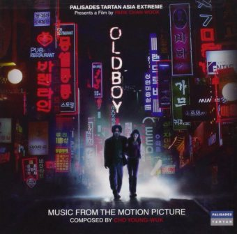 Oldboy Original Motion Picture Soundtrack Limited Collector's Edition